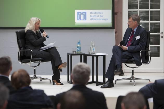 DIA-Forum: Altersvorsorge mit Nachhaltigkeit