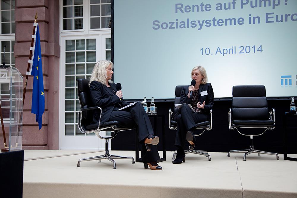 DIA-Forum 2014: Sozialsysteme in Europa