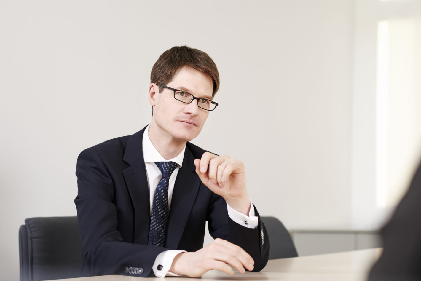 Allianzvorstand Andreas Wimmer
