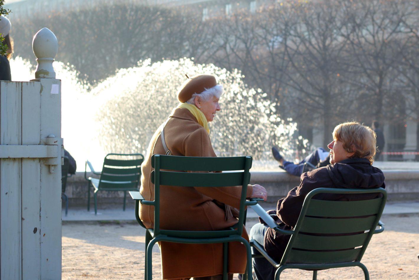 Sparen: Je älter, desto mehr