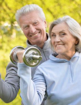 Aktives Altern