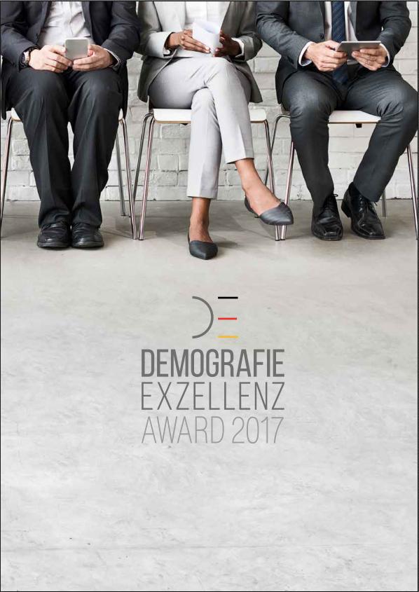 Demografie-Exzellenz-Award