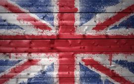 Flagge Großbritannien