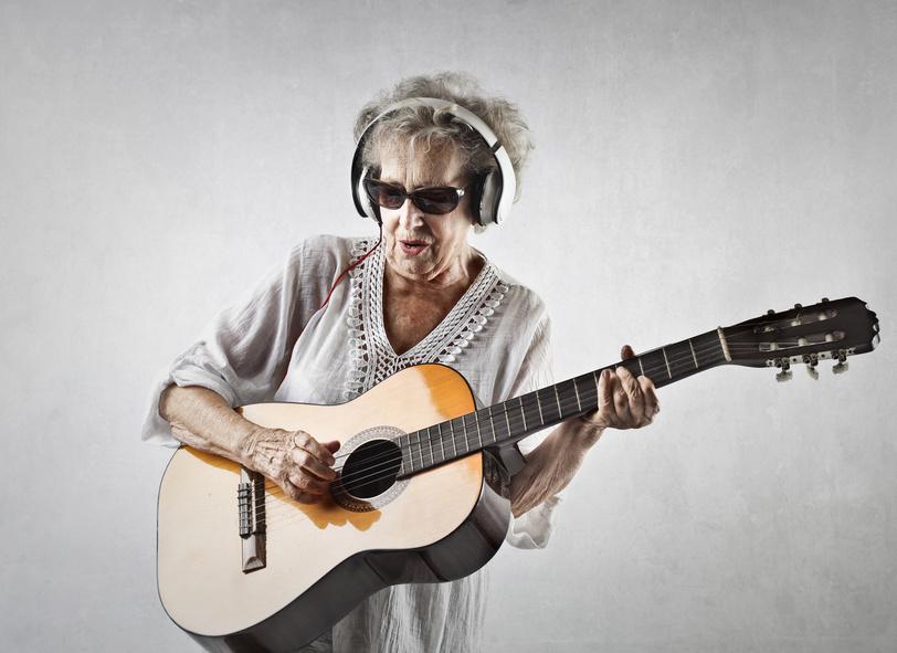 Super-Senioren - Die Hundertjährigen kommen