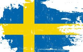 Flagge Schweden