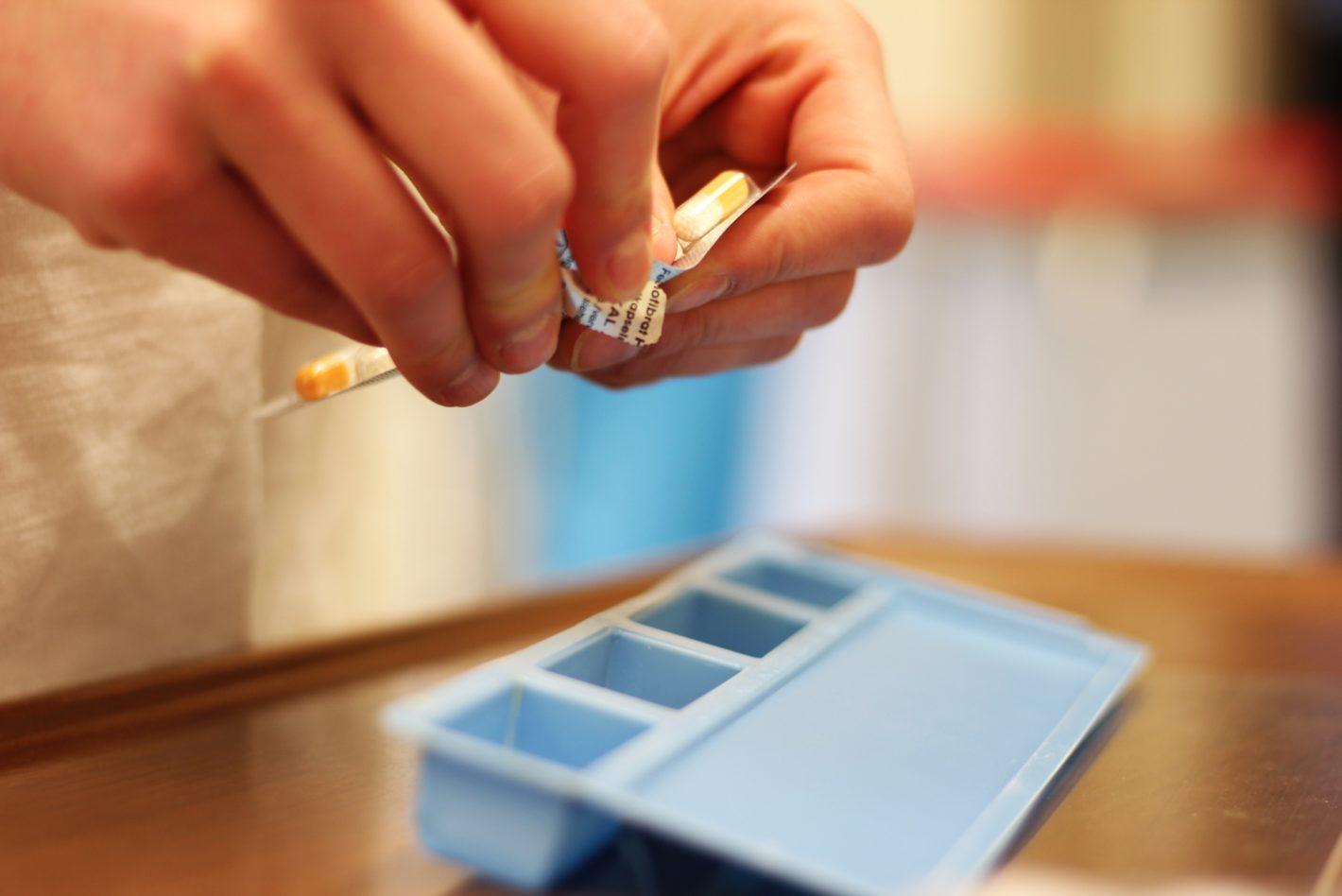 Pflege daheim geht zu Lasten der Altersvorsorge