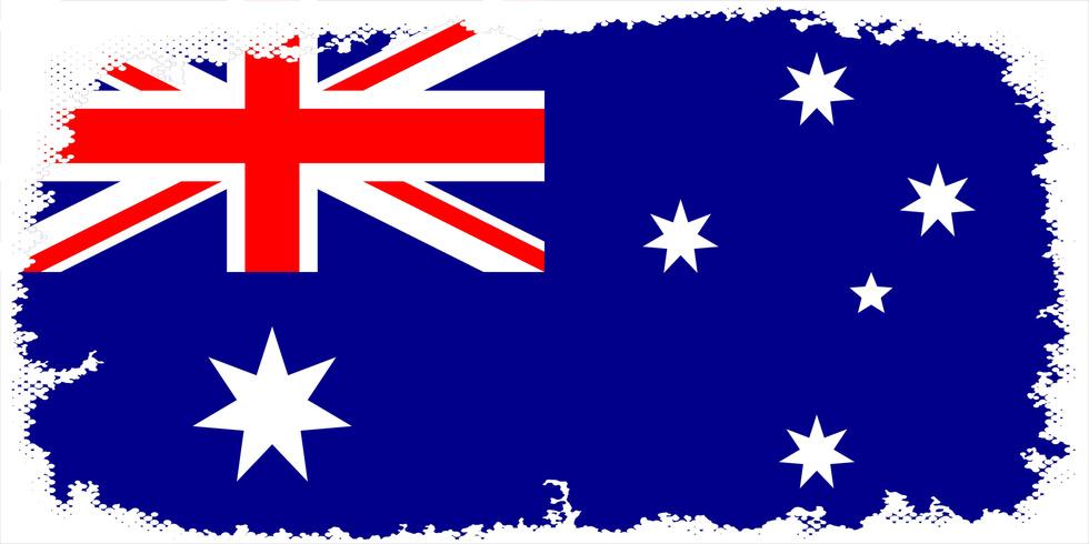 Flagge Australien