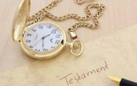 Testament und Erben