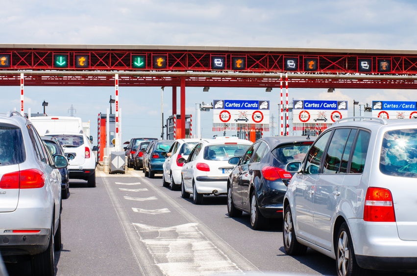 Autobahn Infrastruktur
