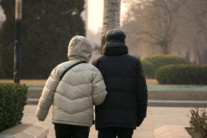 Gefahr von Altersarmut bei älteren Migranten
