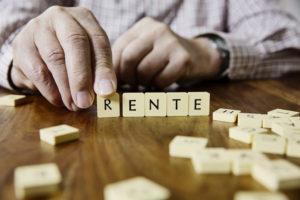 Zustimmung für Eingriff in die Rentenformel