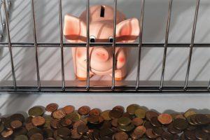 Risikoscheue Menschen wollen Einkommensumverteilung