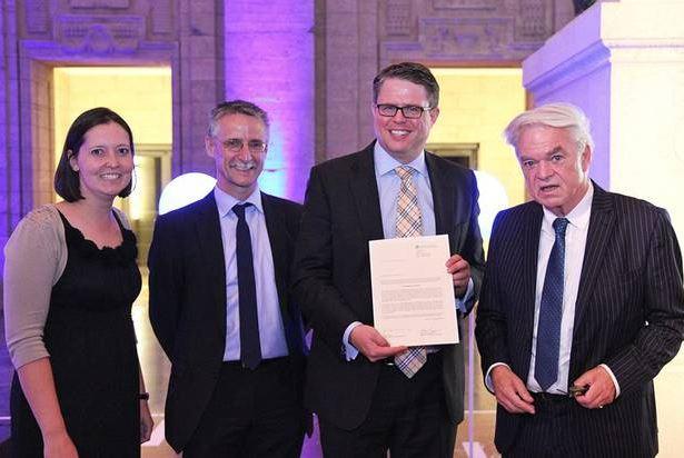 Preisträger des DIA-Zukunftspreises 2015