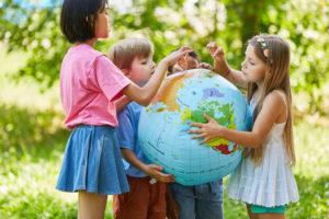 Bildung schafft eine perfekte Welt