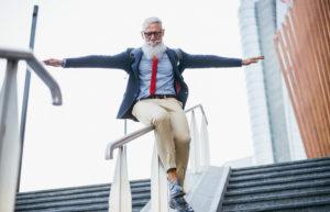 Lebenserwartung steigt schneller als Rentenalter