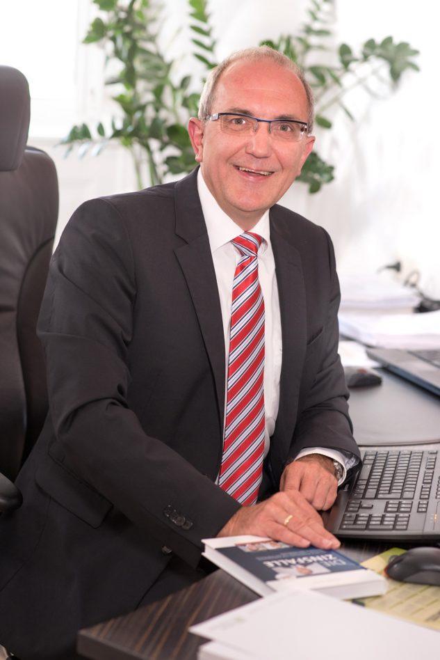 Karl-Heinz Geiger, Währungsprobleme betreffen auch uns in Europa