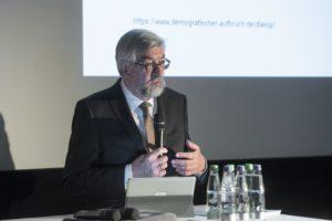 Matthias Müller Demografiedebatte