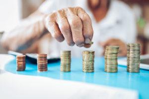 Nur jeder Vierte spart für die Rente