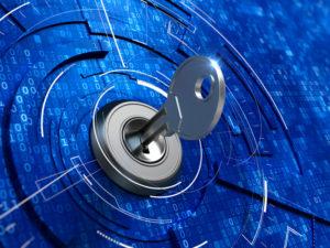 Schlüssel Digitalisierung