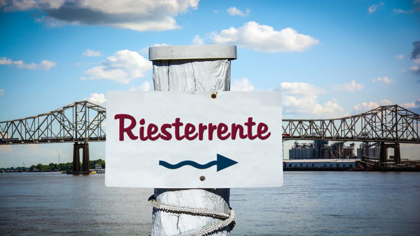 Die Riester-Rente: Abwracken oder Aufrüsten?