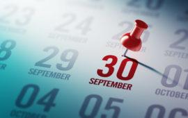 Börse im September