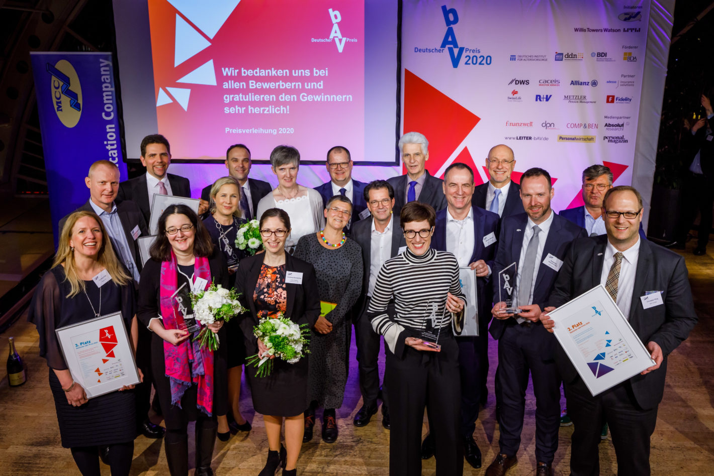 bAV-Preis 2020 Preisträger