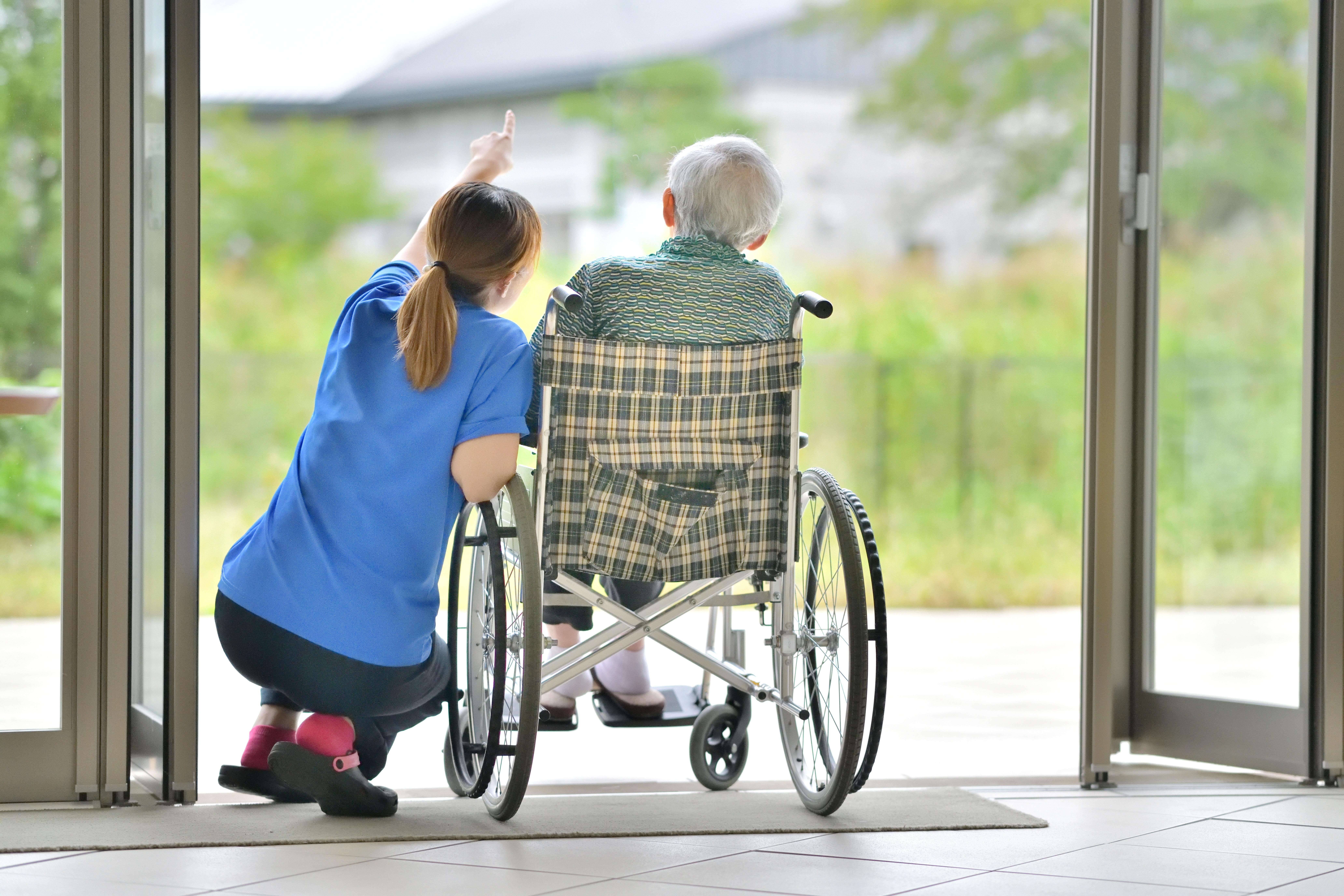 Pflegebedürftige