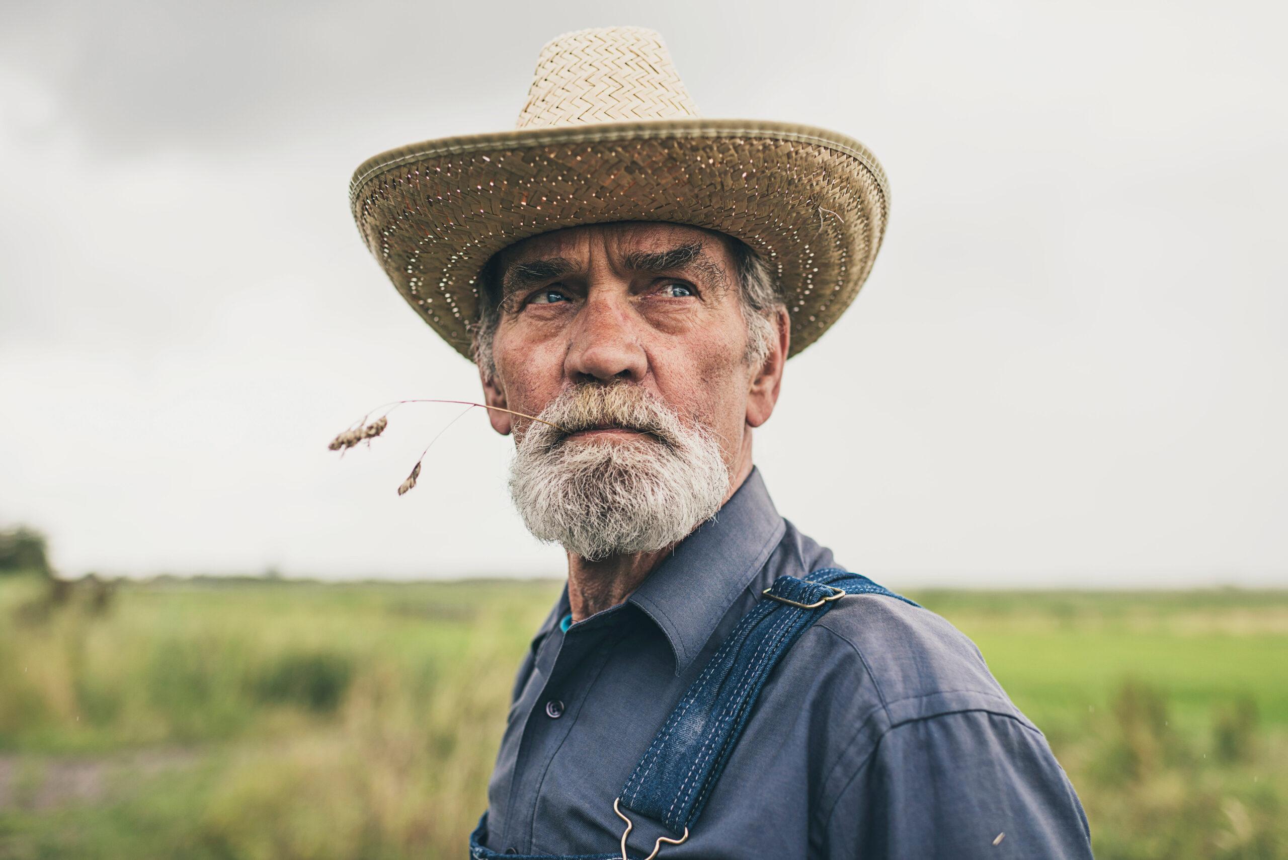 Nur 422 Euro Rente für Landwirte