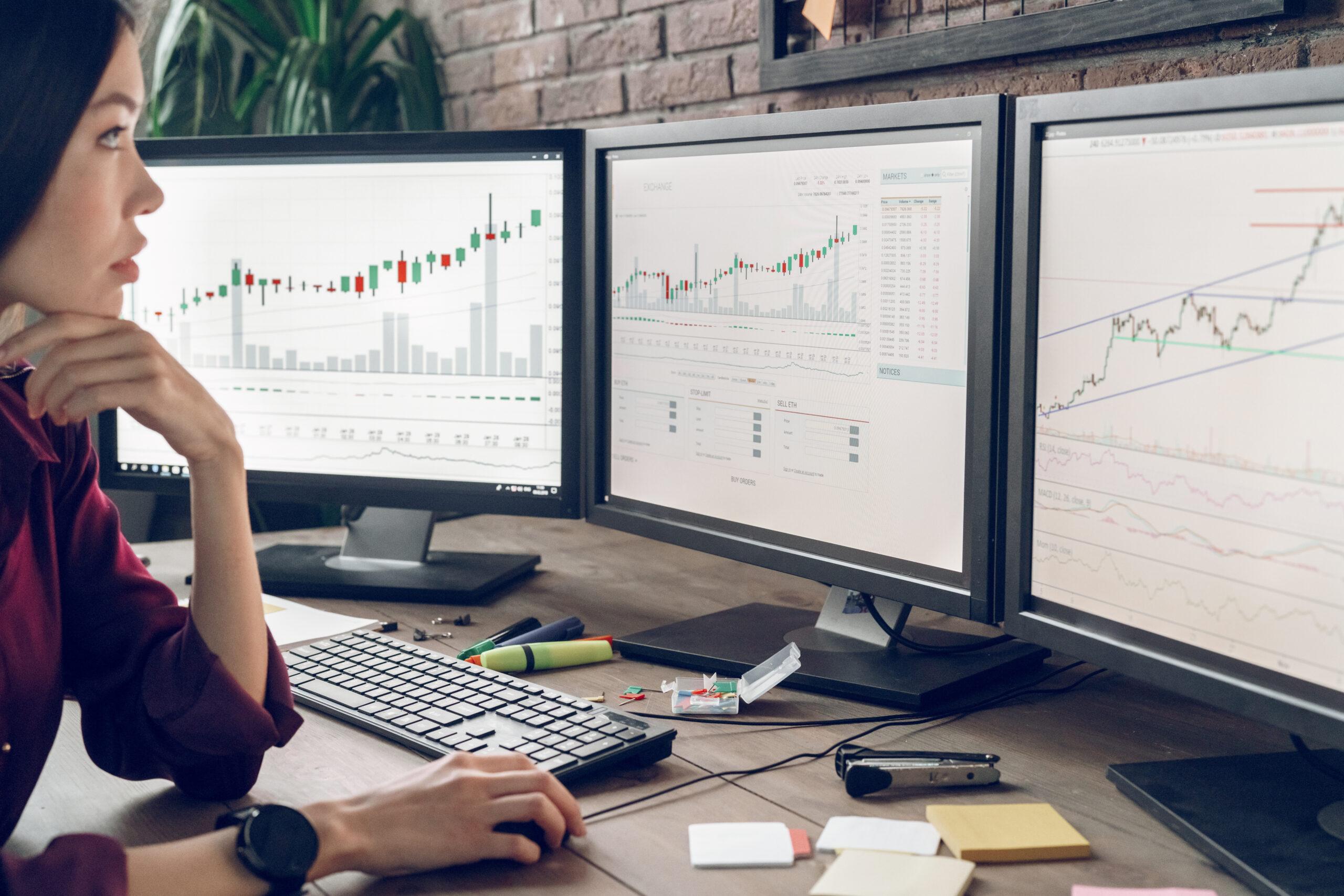 Frauen sind die besseren Anleger