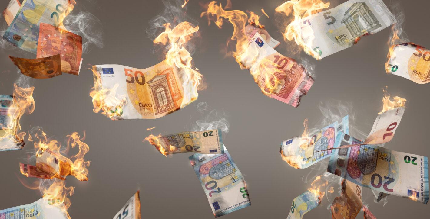 Mehrheit erwartet anhaltend hohe Inflation